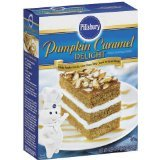 Pillsbury Pumpkin Caramel Delight, 17.28-Ounce Boxes (Pack of 2)