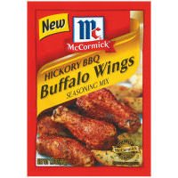 Mccormick Seasoning Mix Buffalo Wings Hickory Bbq