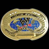 WWE Raw Intercontinental Belt Buckle