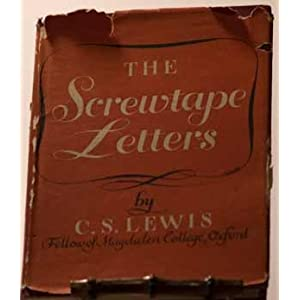 The Screwtape Letters C. S Lewis | Tutorials – pdf, filesonic ...