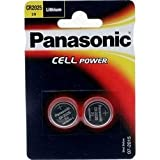 Panasonic Lithium Battery CR2025