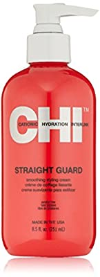 CHI Straight Guard Smoothing Styling Cream , 8.5 Oz