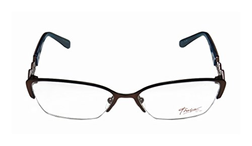 thalia-maritza-womens-ladies-vision-care-classic-shape-designer-half-rim-eyeglasses-eyewear-51-15-13
