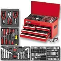Clarke CHT497 Tool Set and Chest (242 Pieces)