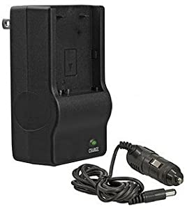 Kodak EasyShare One, Z730, Z7590 - Replacement Battery Charger (Incl. Car Adapter)