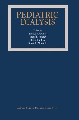 Pediatric Dialysis PDF