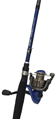 Quantum Fishing Genex Genx20s602ml Spin Fishing Rod And Reel Combo from Quantum Fishing