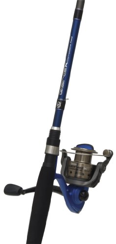 Quantum Fishing Genex Genx20/S662Ml Spin Fishing Rod and Reel Combo