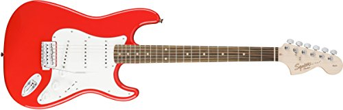squier-affinity-stratocaster-rosewood-neck-race-red-strat