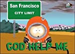 South Park God Help Me Magnet SM2032