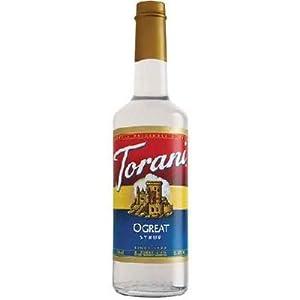 Torani® Almond (Orgeat) Syrup