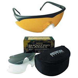 Fisherman Eyewear Eyesights Safety Sunglass with Four