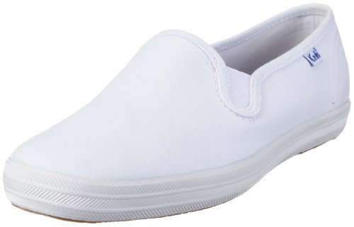 Keds Women's Champion Basic Canvas Slip-On