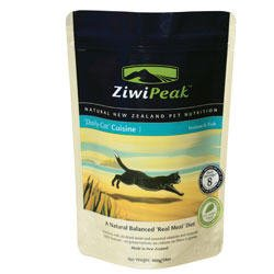 See ZiwiPeak Daily-Cat Cuisine Venison & Fish Real Meat Dry Cat Food
