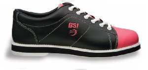 Picture of BSI Ladies 651 Black/pink Bowling Shoes B004IX4PYC (Womens Bowling Shoes)