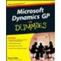 Microsoft Dynamics Gp For Dummies By Bellu, Renato [For Dummies, 2008] (Paperback) [Paperback]