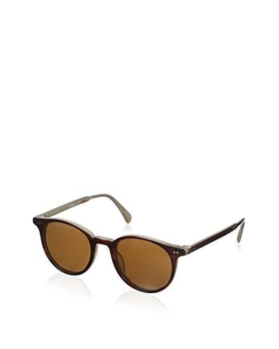 Oliver Peoples OV5314SU Unisex Delray Sunglasses, Havana