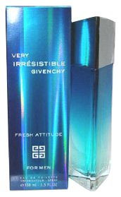 Lowest price offer on     Givenchy Cologne savings pack: Very Irresistible Fresh Attitude By Givenchy For Men. Eau De Toilette Spray 3.3-Ounce Bottle
