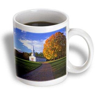 Danita Delimont - Churches - Massachusetts, Martha-Mary Chapel, By Henry Ford - Us22 Bja0006 - Jaynes Gallery - 15Oz Mug (Mug_90821_2)