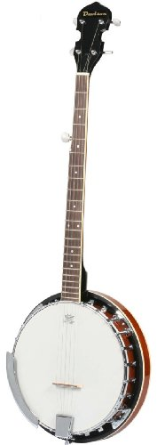New 5-String Banjo 24 Bracket with Closed Solid Back By Jameson Guitars