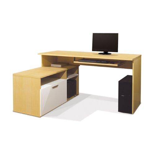 Computer Desk Maple