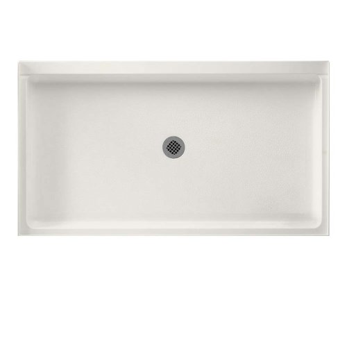Swanstone R 3460 018 Shower Base With Center Drain Bisque