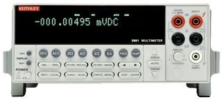 Keithley 2001 High-Performance, 7-1/2-Digit Dmm W/ 8K Memory