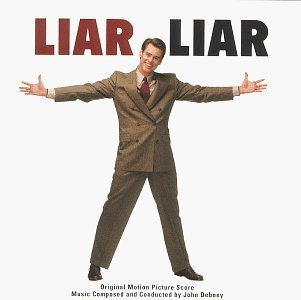 Original album cover of Liar Liar: Original Motion Picture Score by unknown (1997-03-18) by Original Motion Picture Score