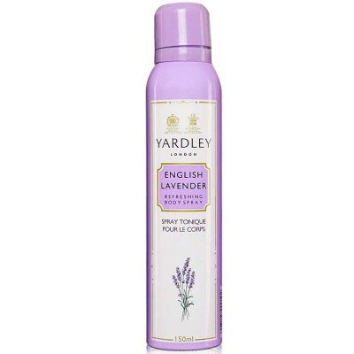 Yardley English Lavender Deo Spray (150ml) (pack Of 2)