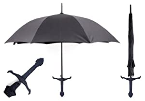 Kikkerland Broad Sword Umbrella