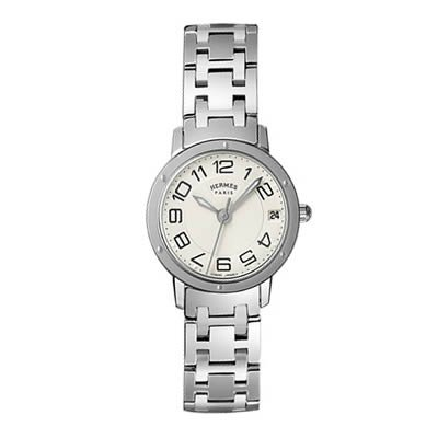 Hermes Clipper Ladies Quartz Watch - 035318WW00