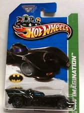 Hot Wheels 2013 Batmobile HW IMAGINATION 61/250