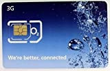 NEW OFFFICIAL O2 PAYG MICRO SIM CARD (NO CUT DOWN) FOR IPAD1/2/3, SAMSUNG GALAXY S 3 i9300, IPHONE4/4S, NOKIA LUMIA 610/710/800/900, HTC ONE S/HTC ONE X + FREE MICRO SIM ADAPTER