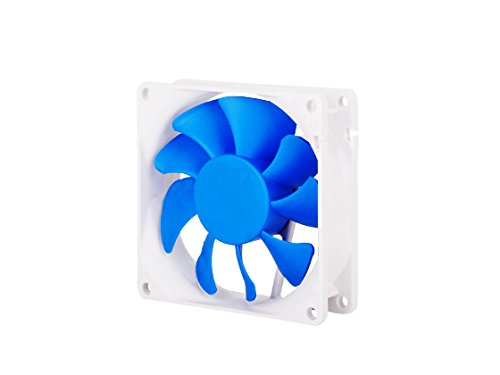 Silverstone Tek 80mm Ultra-Quiet PWM Fan Cooling FQ81 (Nff12 Fans compare prices)