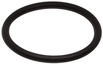 Buna O-Ring, 90A Durometer, Round, Black