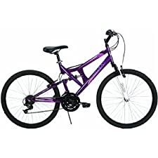 Huffy Women's DS3 Bike Purple Heart Metallic Large/26Inch