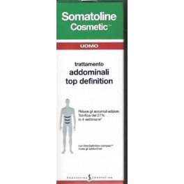 Somatoline Cosmetic Uomo Trattamento Addominali Top Definition 200 mL