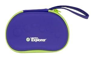 LeapFrog Leapster Explorer Etui - Grün / Lila [UK Import]