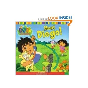 meet diego book