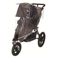 Jogging Stroller Rain Cover - 1
