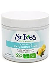St.Ives Exfoliating Pads 60 pads [SEALED]