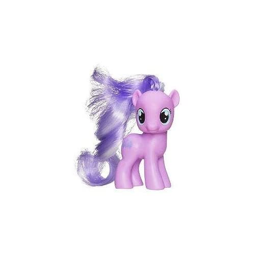 My Little Pony 3 Inch LOOSE Collectible Pony Diamond Dazzle Tiara by Hasbro (English Manual)