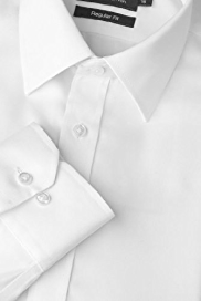 Performance Pure Cotton Non-Iron Plain Shirt