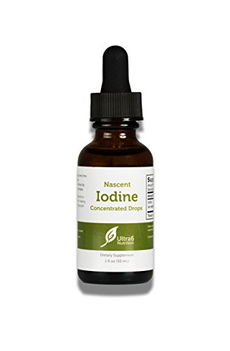Nascent Iodine Concentrated Liquid Drops for Best Absorption