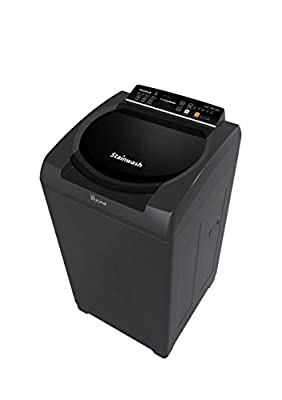 Whirlpool Stainwash Fully-automatic Top-loading Washing Machine (6.5 Kg, Frosted Grey)