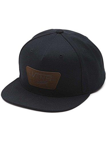 Cappellino Vans - Full Patch Starter nero/marrone formato: OSFA (formato misura qualsiasi)