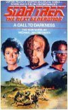 A Call to Darkness (Star Trek The Next Generation, Book 9), MICHAEL JAN FRIEDMAN