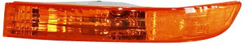 TYC 12-5218-00 Acura CL Driver Side Replacement Signal/Side Marker Lamp Assembly from TYC