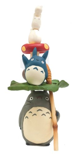The Mutsumu one Totoro Totoro TMU-19 next to the next (japan import)