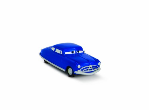 Zvezda Models Doc Hudson Disney Car Building Kit